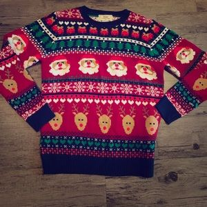 Sweaters - 🎅🏻♥️Tacky Christmas sweater! Size L 🎅🏻♥️